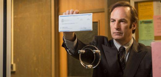 Bob Odenkirk: US-Schauspieler bei Dreharbeiten kollabiert