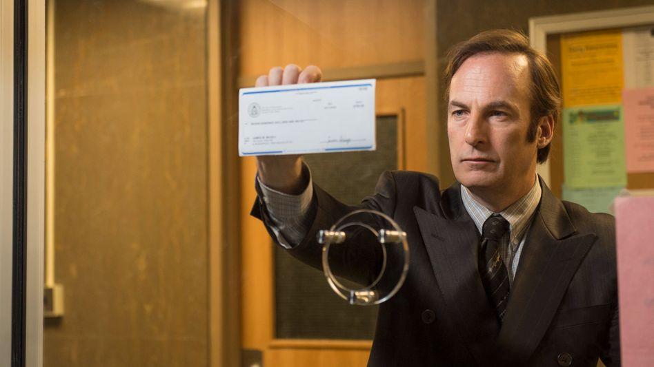 Bob Odenkirk als Anwalt Goodman in »Better Call Saul«