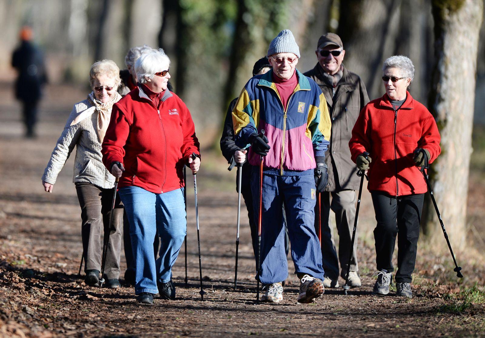Rente / Rentner / Senioren / Aktiv im Alter