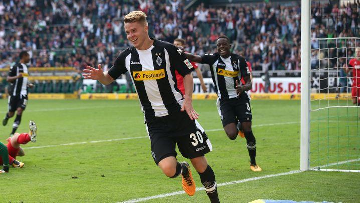 Gladbachs Sieg gegen Köln: Derbysieger, Derbysieger, hey