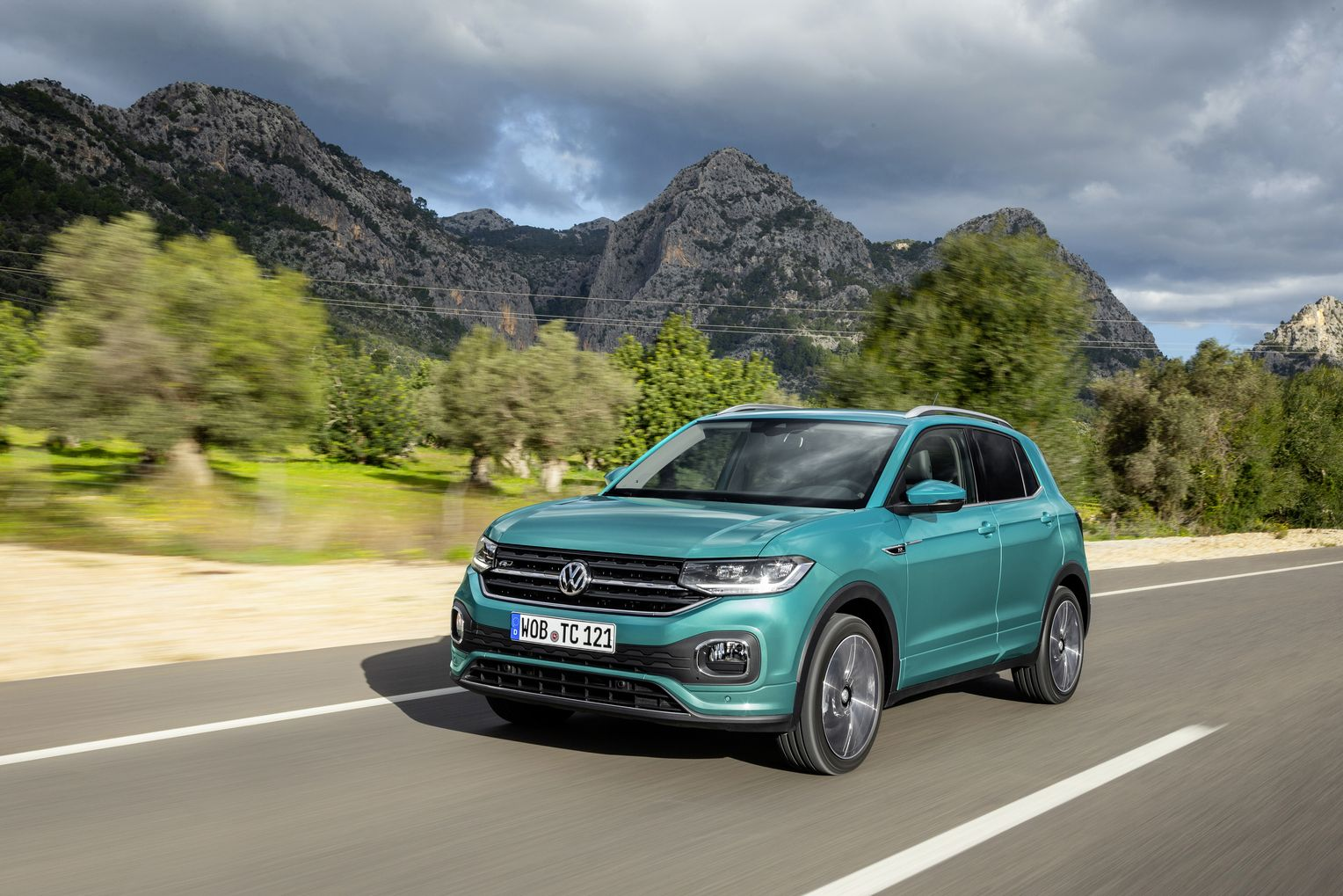 VW T Cross im Test: Polo für Praktiker DER SPIEGEL