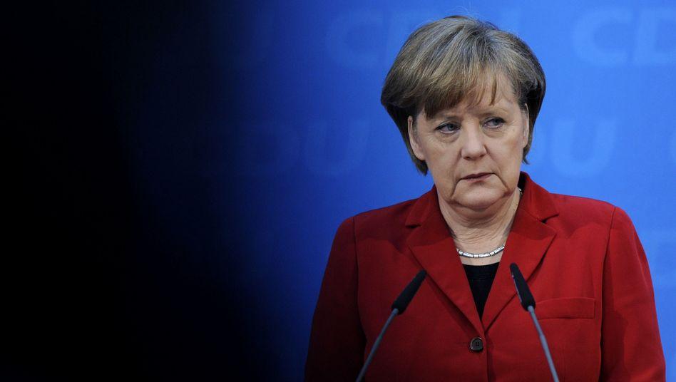 Kanzlerin Merkel: Wer hätte das gedacht?