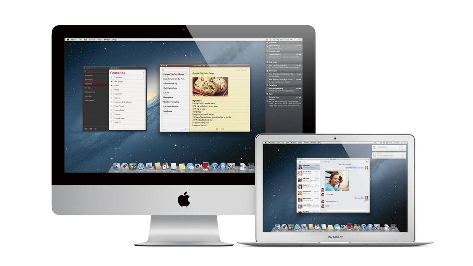 Apple-Computer iMac, MacBook: Das neue OS X kommt am 25. Juli an den Handel