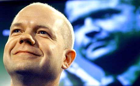 Der Herausforderer, der keiner ist: William Hague