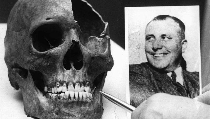 Jagd auf Hitlers Handlanger: Die vielen Leben des Martin Bormann