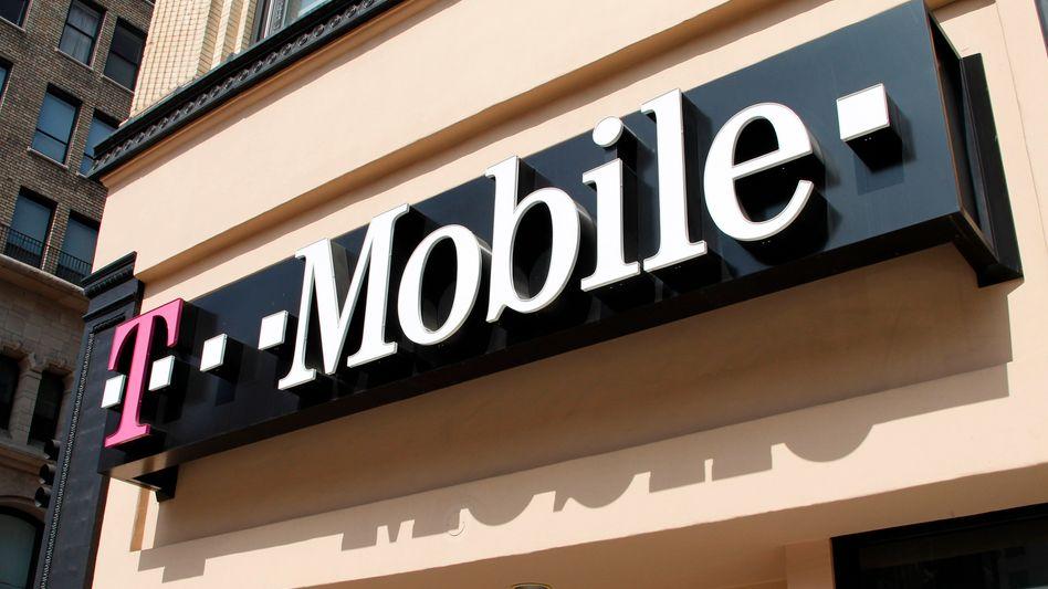 T-Mobile-Store in Los Angeles: Weg für Zusammenschluss frei