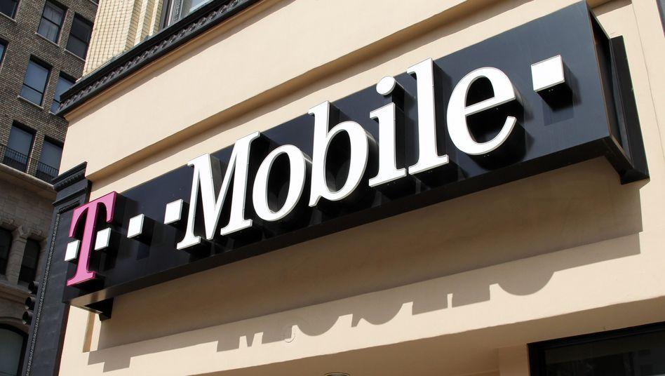 T-Mobile-Laden in Los Angeles: Datensätze von 15 Millionen Kunden erbeutet