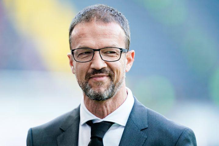 Frankfurts Sportvorstand Bobic: Stratege des kleinen Geldes