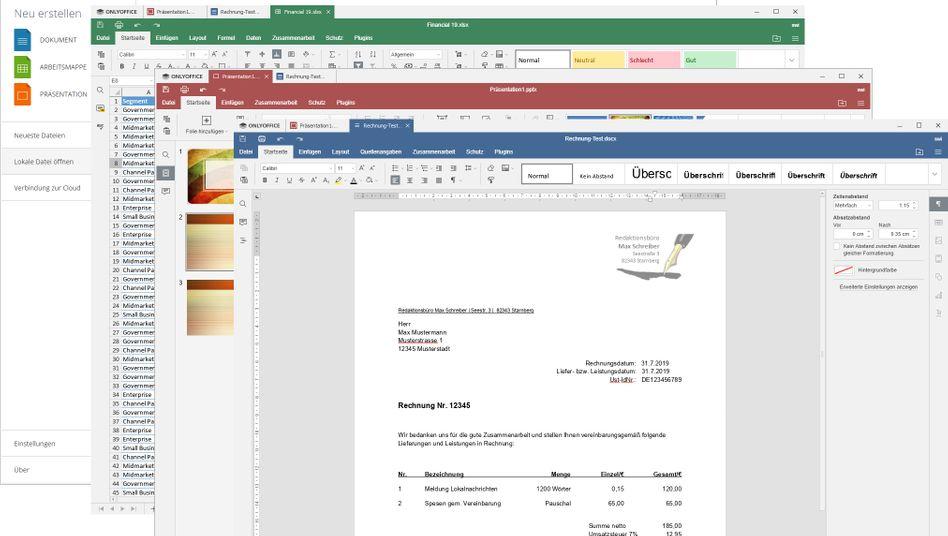 OnlyOffice: Eine Alternative zu den Lösungen der Großunternehmen