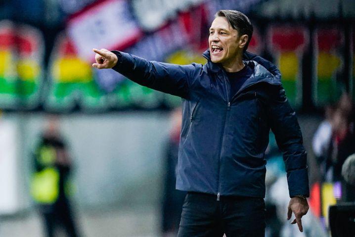 FC Bayern unter Kovac: Dreimal so viele Gegentore wie 2016