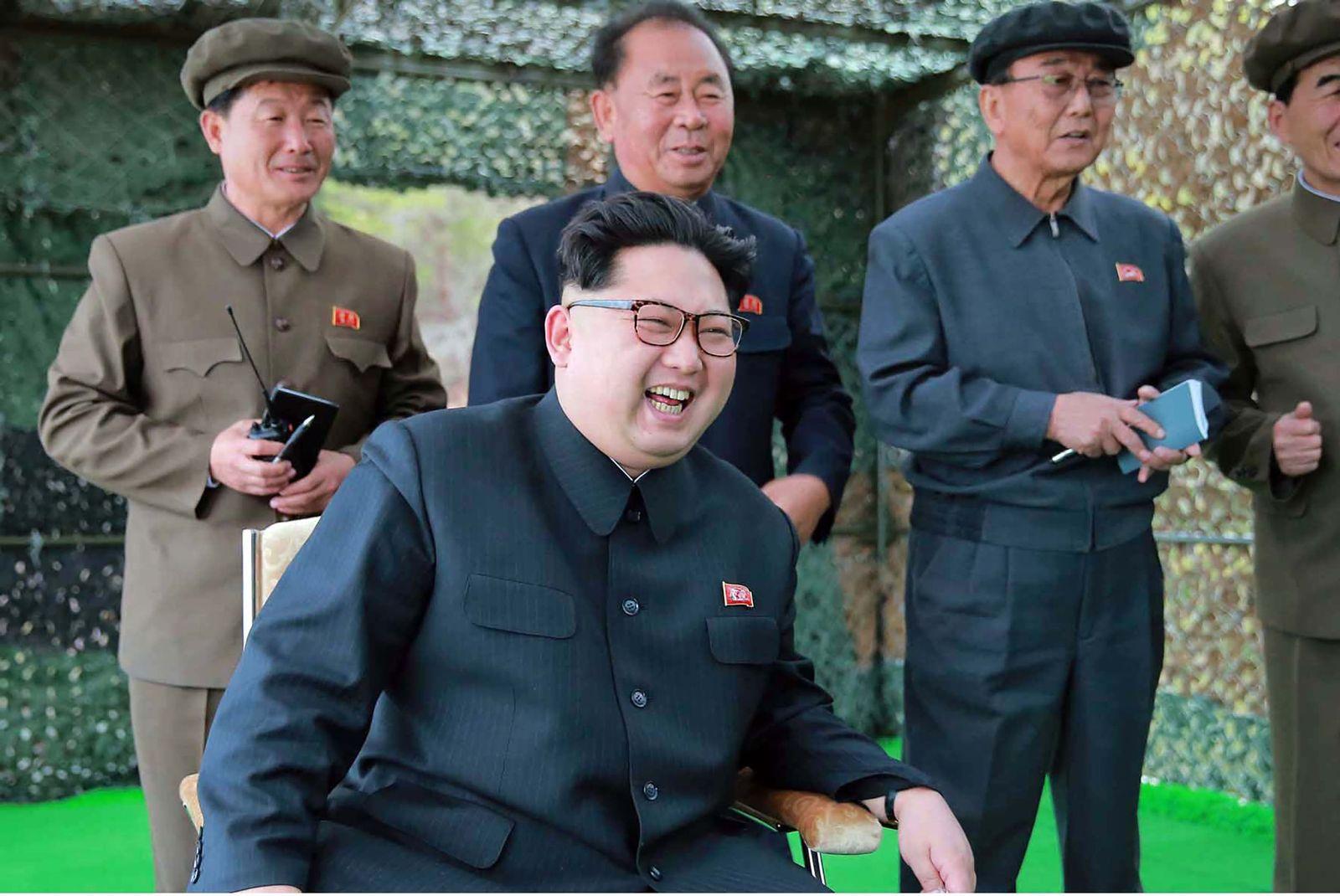 U-Boot-Raktete, Nordkorea