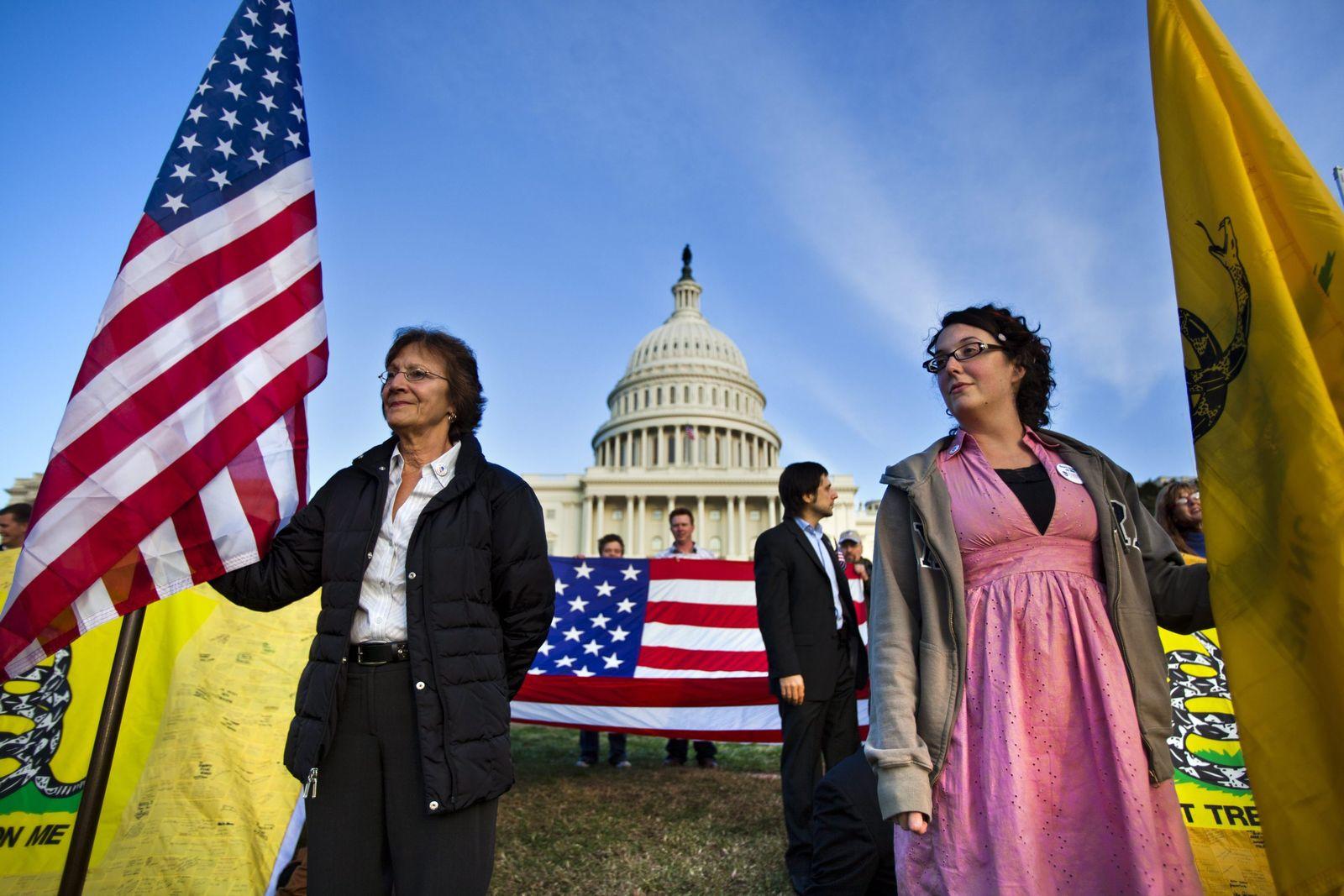 USA/ Kongresswahlen