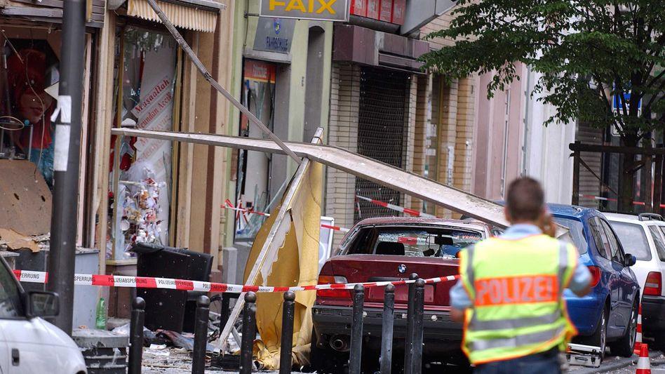 Anschlagsort Köln, Keupstraße, 2004: Nicht alle Opfer informiert?