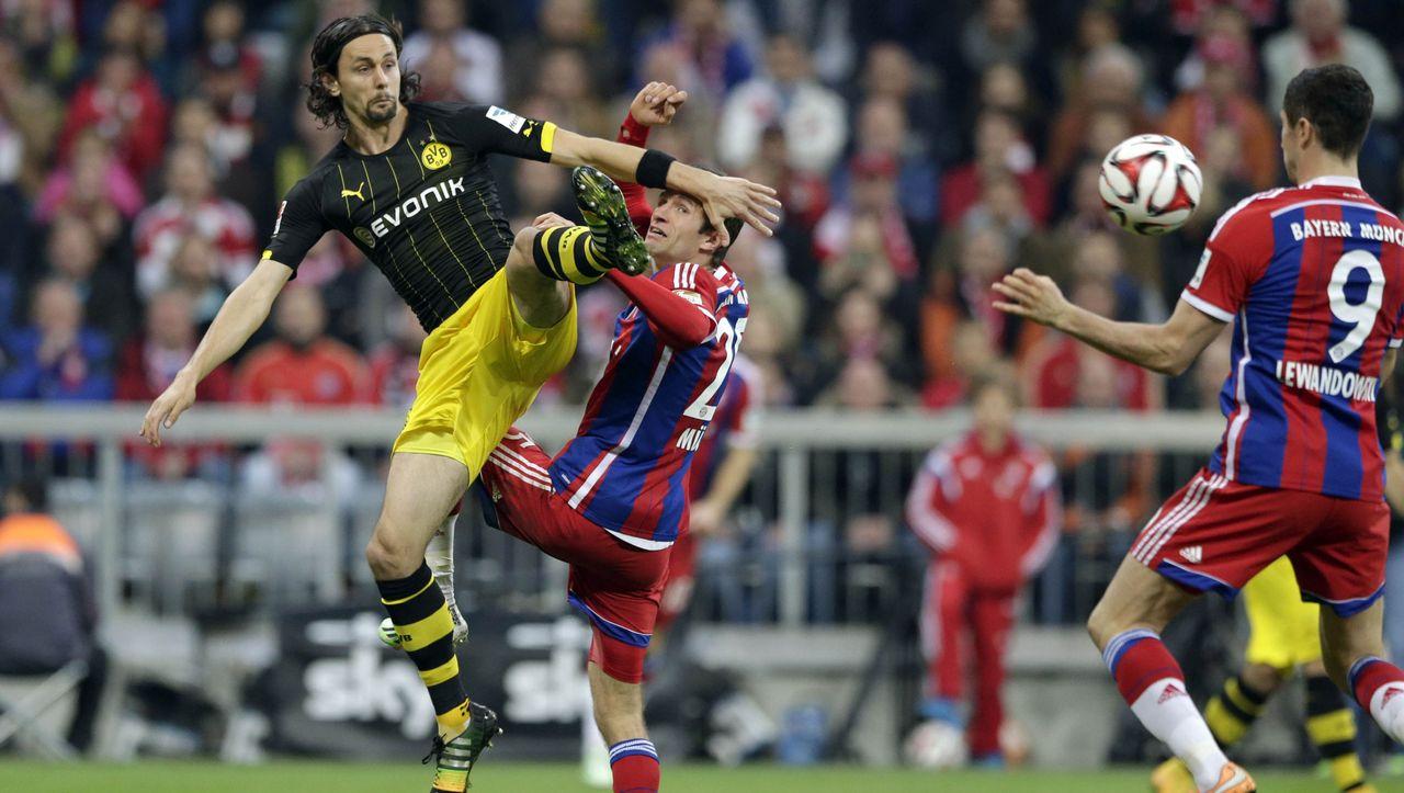 Bvb Gegen Bayern