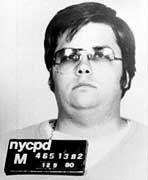 Lennons Mörder Mark Chapman