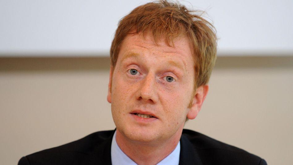 """CDU-Fraktionsvizechef Kretschmer: """"Die CDU hat da ziemlich viel Lehrgeld bezahlt"""""""