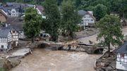 Dutzende Tote bei Hochwasserkatastrophe im Westen Deutschlands