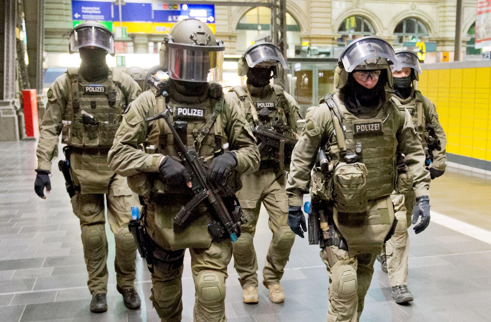 Anti-Terror-Spezialeinheit/ GSG 9