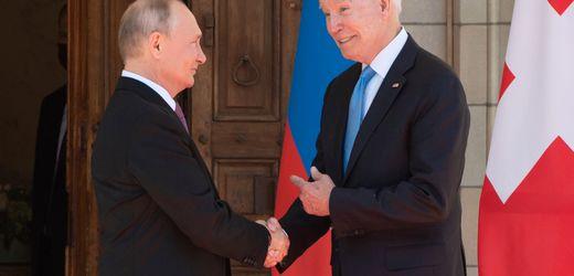 Gipfel von Joe Biden und Wladimir Putin: »Leisere Diplomatie, die Härte zeigt«