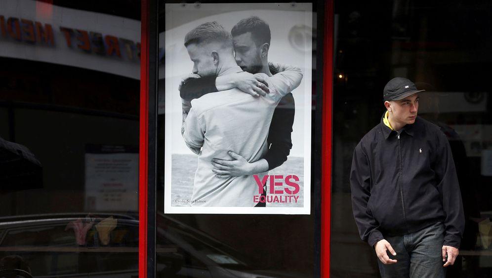 Irland: Volksentscheid über die Homo-Ehe