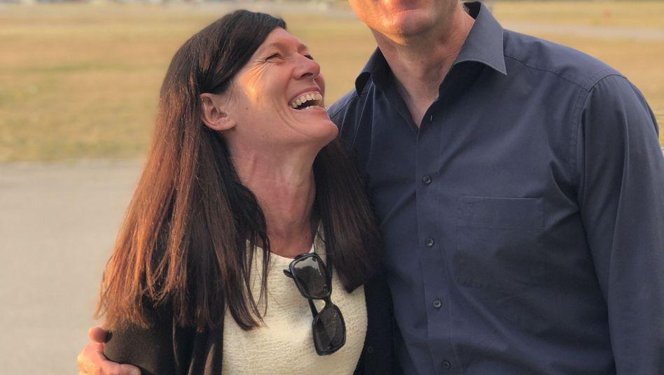Manuela und Thomas Lücke