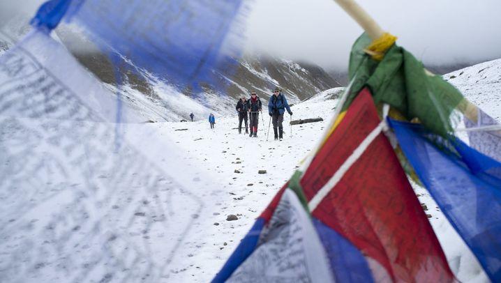 Outdoor-Tipp für Februar: Hoch im Himalaya