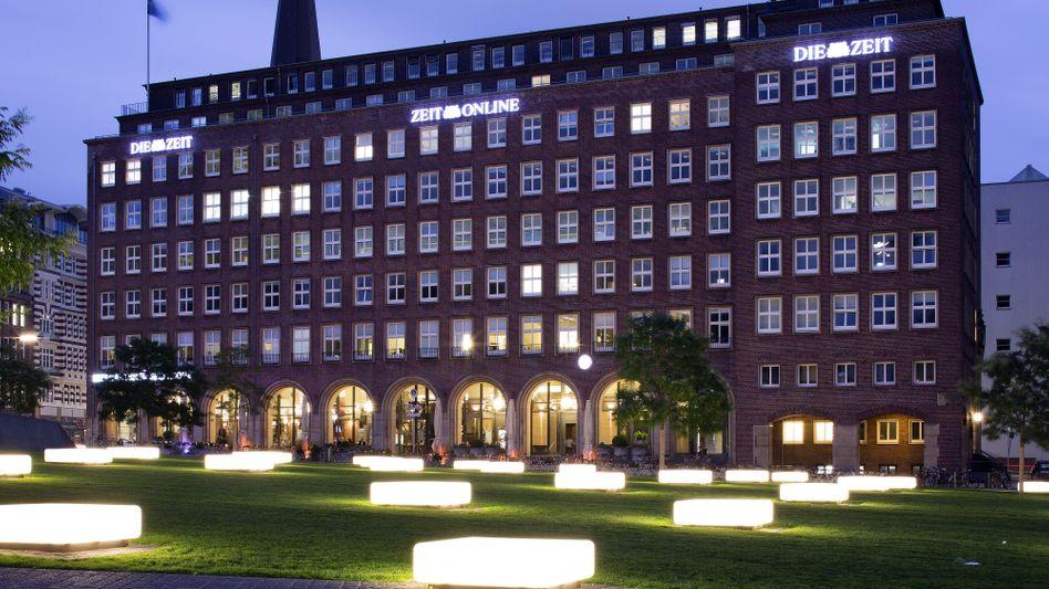 """Pressehaus der """"Zeit"""" in Hamburg"""