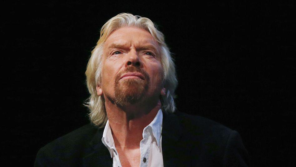 Richard Branson, Gründer der Virgin-Group