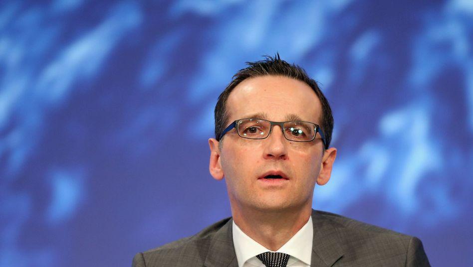 "Justizminister Maas: Will ""unbefugt bloßstellende Bildaufnahmen"" verbieten"