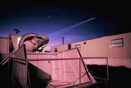 Lunar Laser Ranging Station der University of Texas: Attacke auf Einstein und Galileo