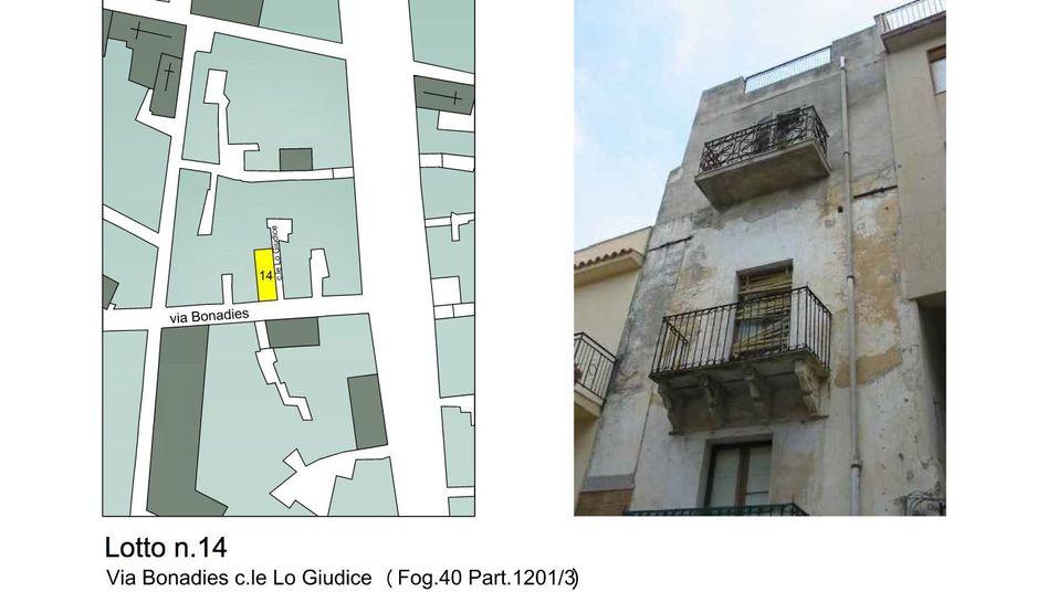 Haus in der Via Bonadies in Sambuca di Sicilia