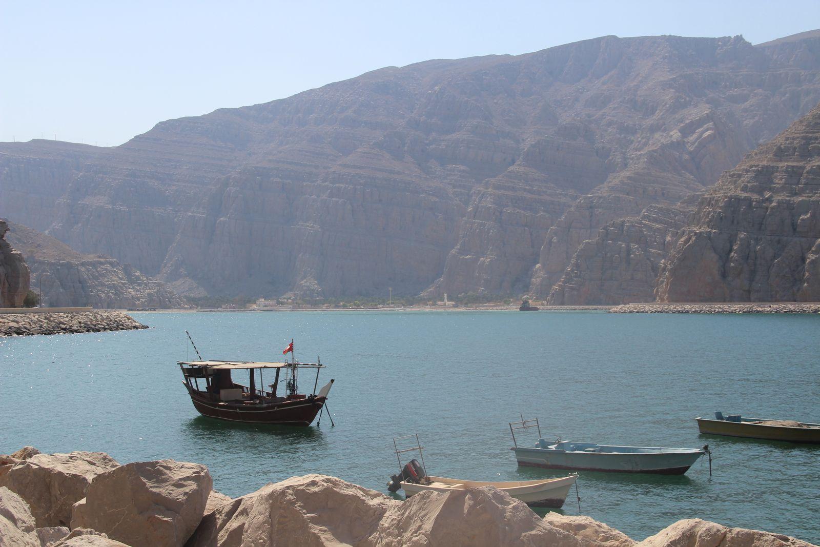 EINMALIGE VERWENDUNG Campen in Oman