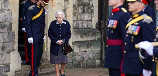 Britische Königin:<br>Queen Elizabeth II. musste Nacht im Krankenhaus verbringen