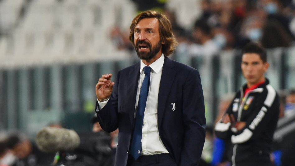 Als Spieler Weltklasse, als Trainer unter Beobachtung: Andrea Pirlo