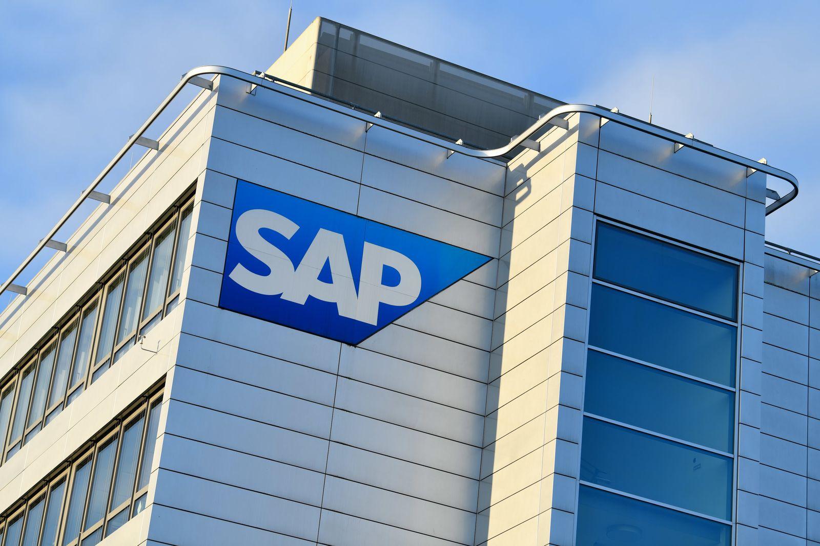 SAP - Quartalszahlen