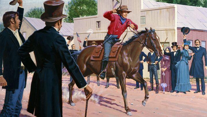 Pony Express: Die WhatsApp des Wilden Westens
