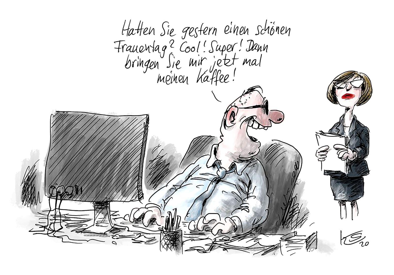 Cartoons/ 09.03.20