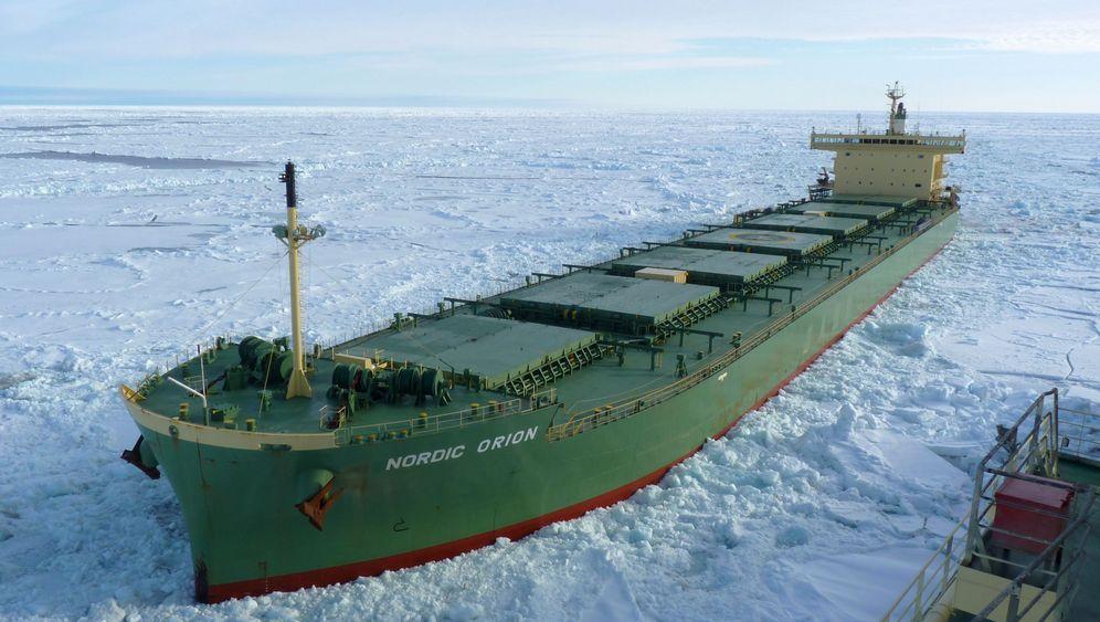 Nordwestpassage: Kein Revier für Freizeitskipper