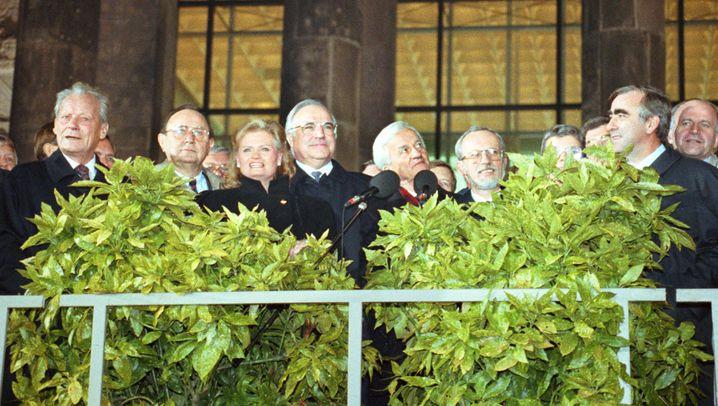 Theo Waigel: Der Finanzminister