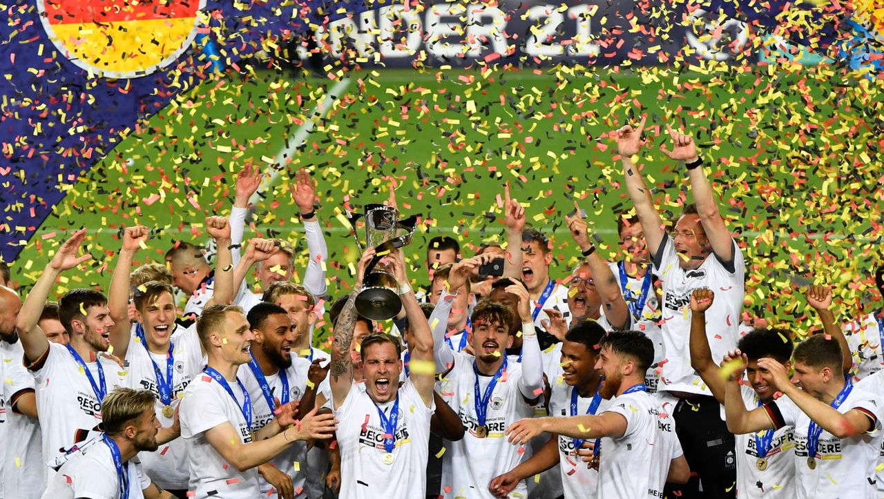 DFB-Elf gewinnt U21-EM: Genau so macht man sich einen Namen