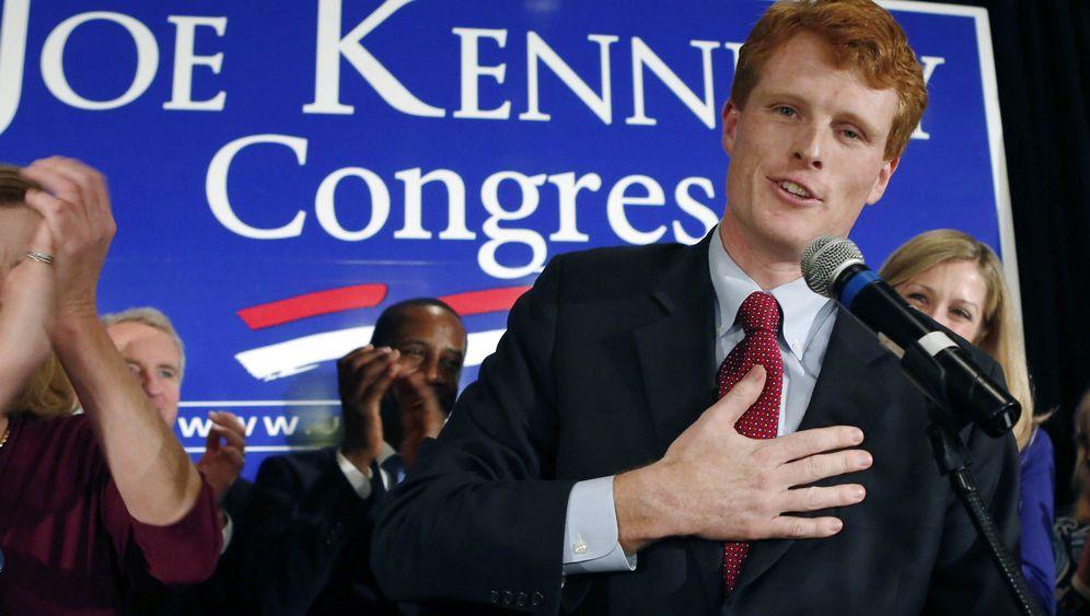 Legendäre Familiendynastie: Die Kennedys kehren nach Washington zurück