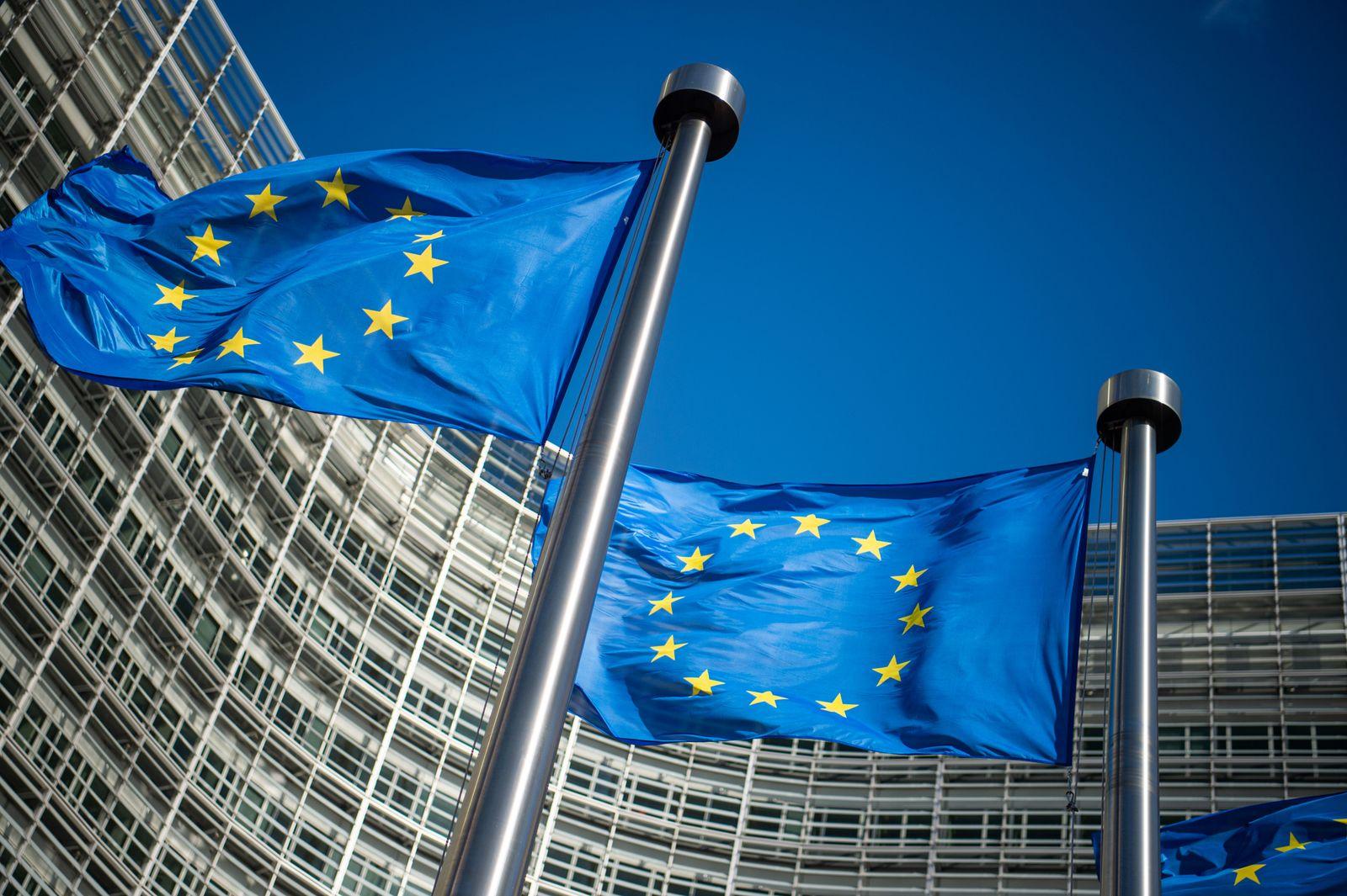 Europäische Kommission in Brüssel