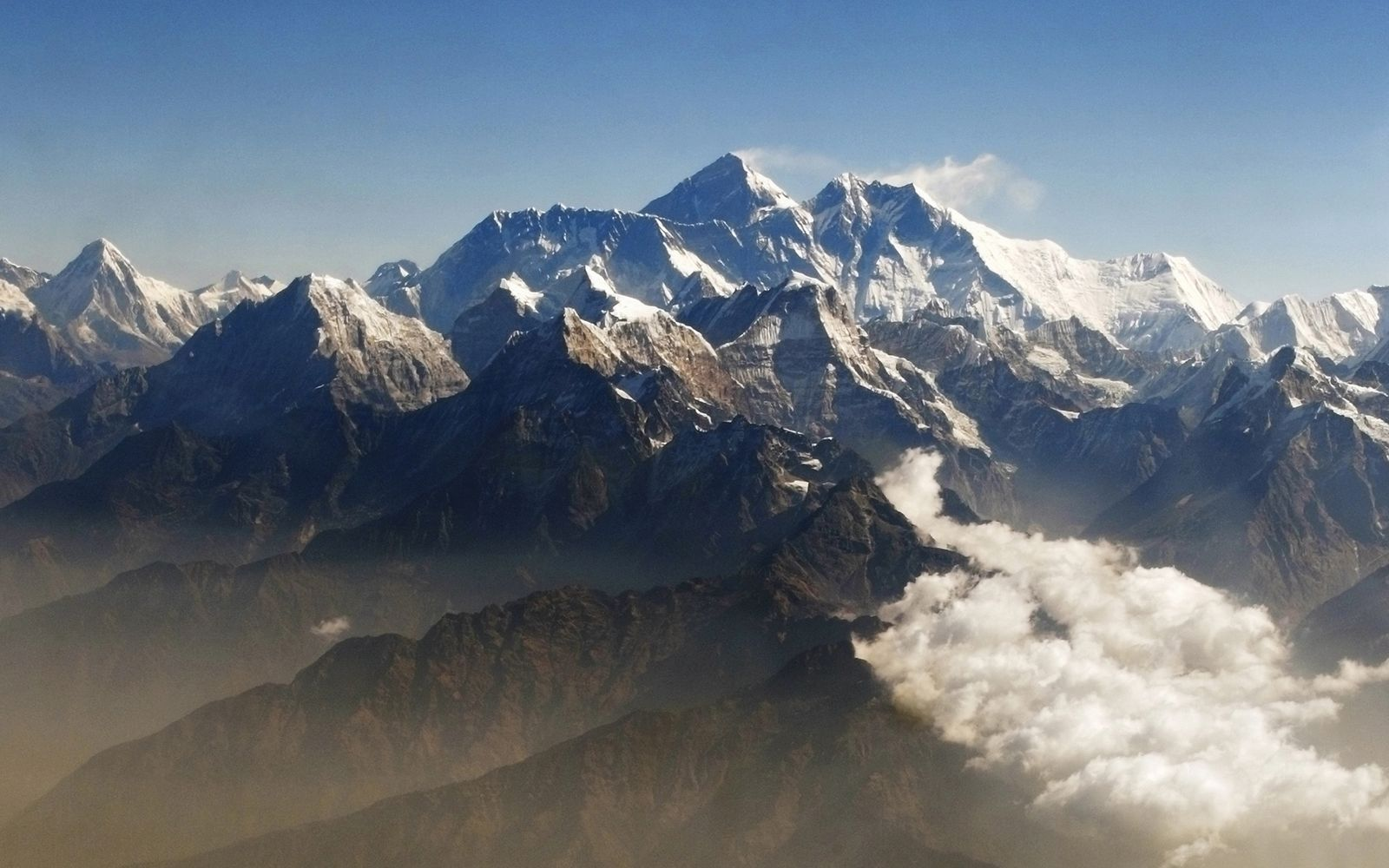 Nepal/ Mount Everest