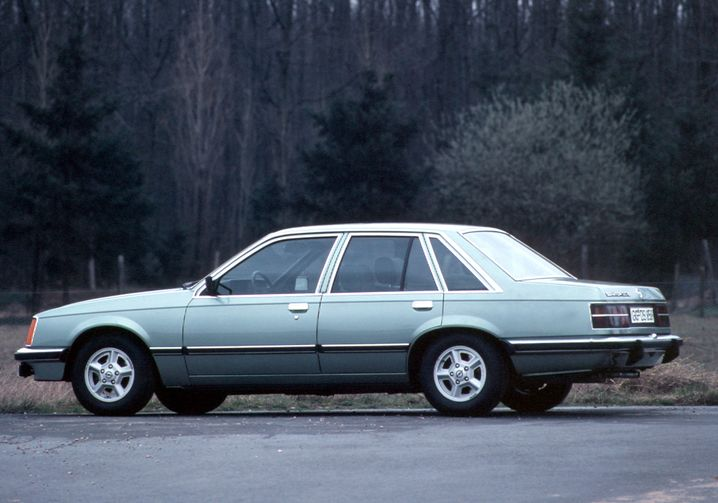 Opels bestes Stück: Senator A1, Baujahr 1978