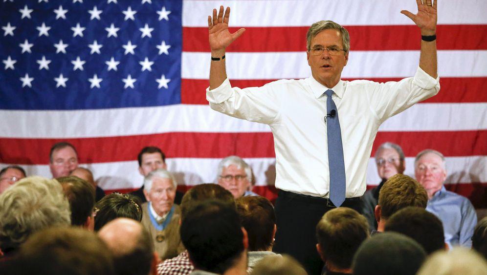 US-Vorwahlen: Jeb Bush kämpft für die Familienehre