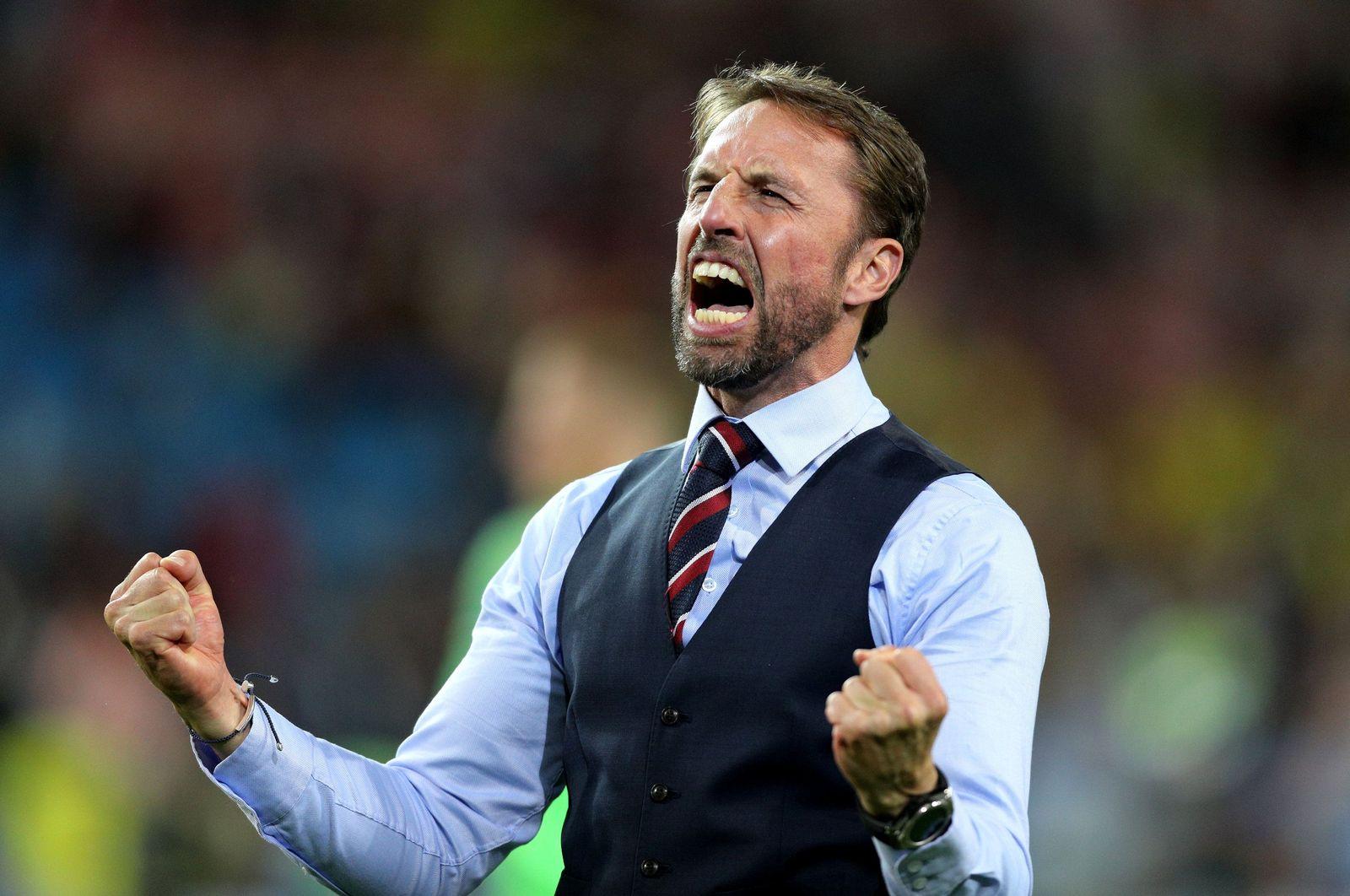 WM 2018 - Kolumbien - England