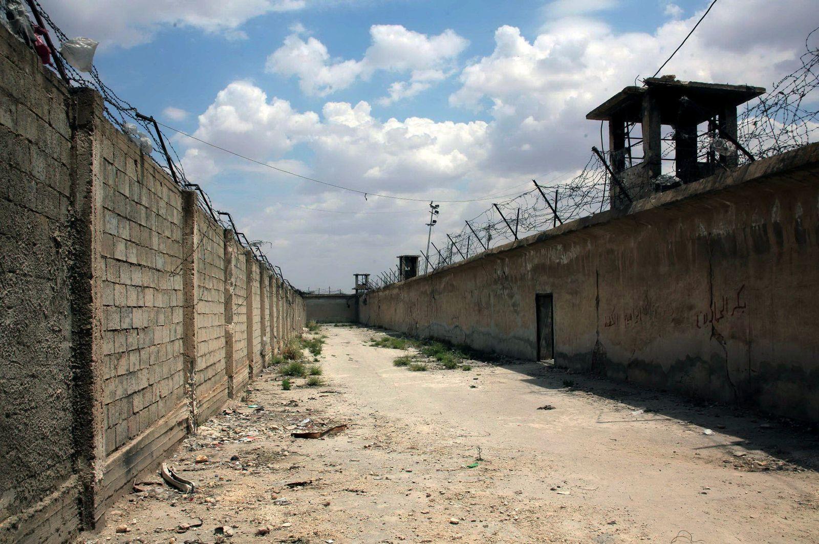 Syrien / Aleppo / Gefängnis