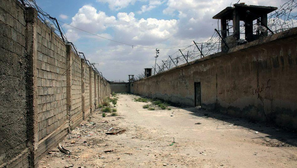 Gefängnis in Syrien