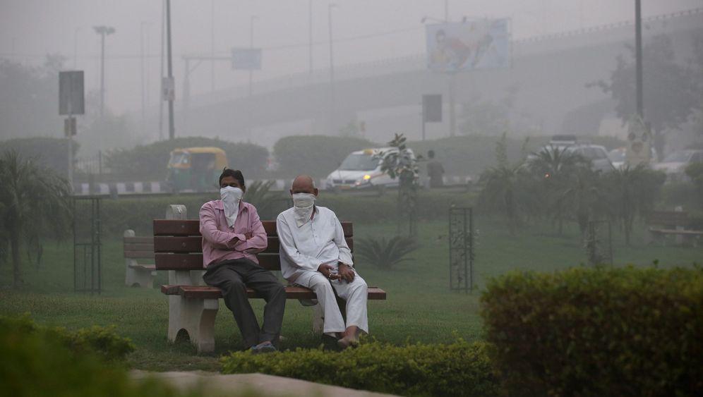 Feinstaub global: So dreckig ist die Luft weltweit
