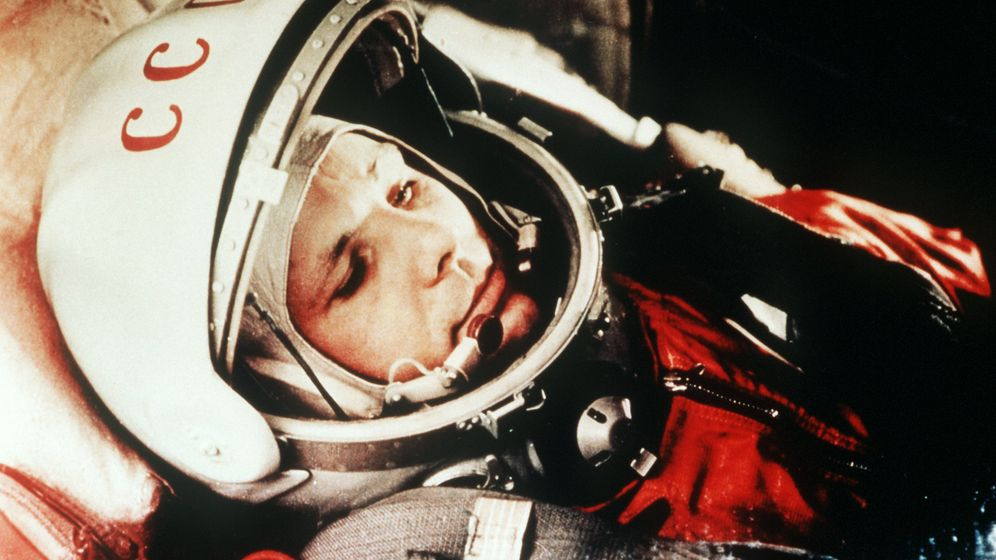 Gagarin in der DDR: Dem Star ganz nah